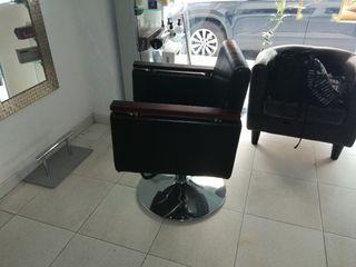 lote mobiliario peluquería