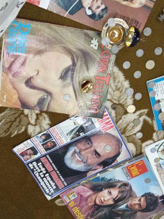 revistas o mejor dicho la televisión de antes jjj