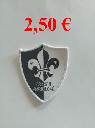 insignia scouts