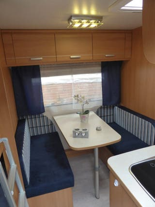 Caravelair 3 ambientes impecable