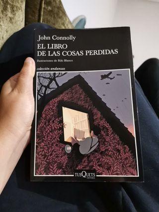 El libro de las cosas perdidas de Jhon Connolly