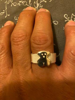 Tous anillo plata