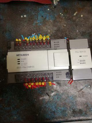 lote de electronica industrial