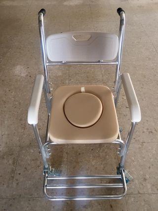 silla ortopedica para ducha