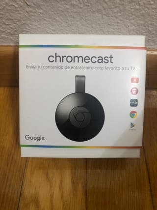 Chromecast (Precintado)