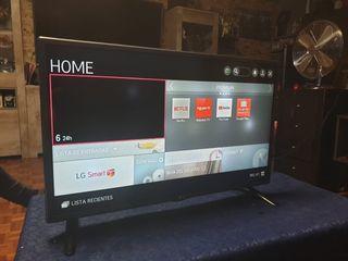 "TV LG 32"" full hd smart tv"