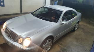 Mercedes-Benz CLK 2001