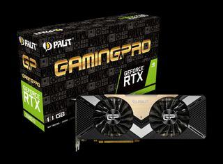 RTX 2080 TI Palit Nº 1 en ventas en asia