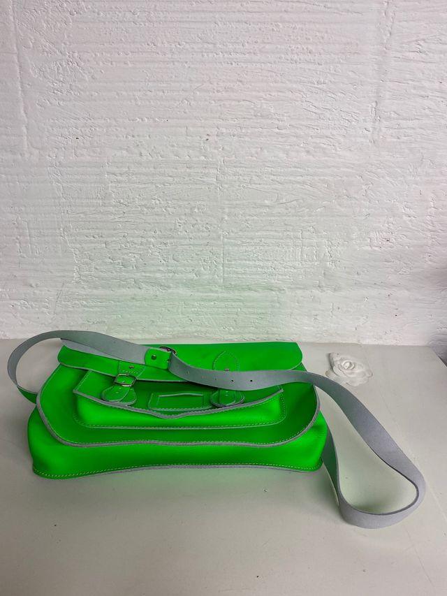 Bolso SATCHEL bag fluor