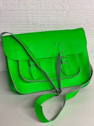 Bolso SATCHEL bag fluor