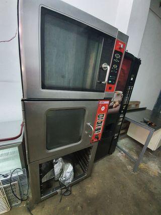 deja Wasap 2 hornos de pan industriales salva