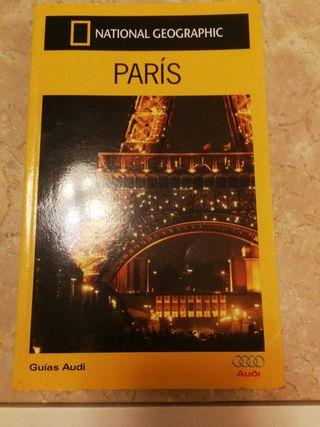 guia de viajes Paris, Francia
