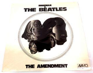 VINILO HOMENAJE A THE BEATLES THE AMENDMENT 1973