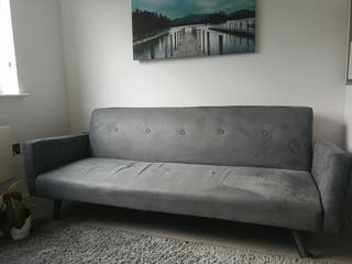 Charlie 3 Seater Sofa Bed by Leader Lifestyle