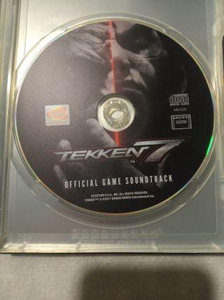 Tekken 7 SteelBook x 3 + Banda Sonora Original