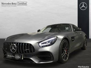 MERCEDES-BENZ AMG GT AMG GT C Coupe Coupe (EURO 6d-TEMP)