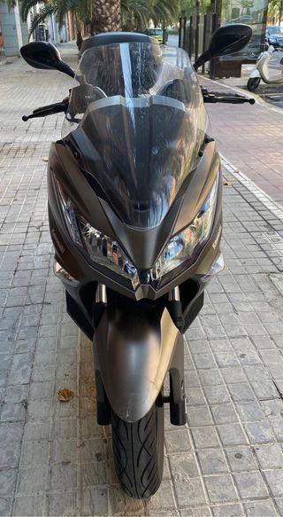 Scooter Kawasaki J125 ABS 2018 6.000 km