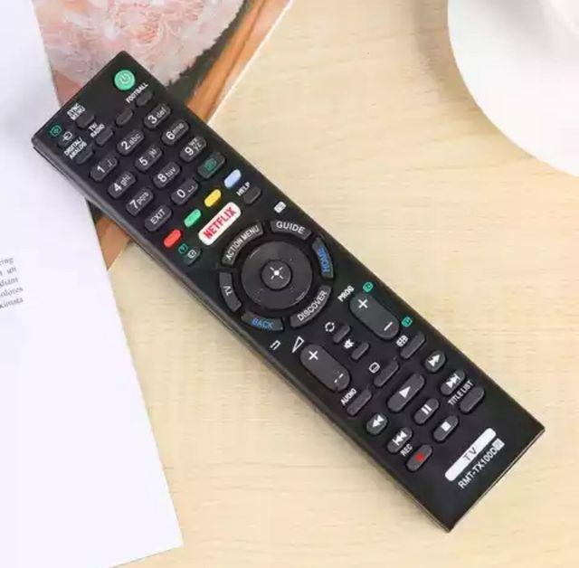 mando a distancia Sony televisión