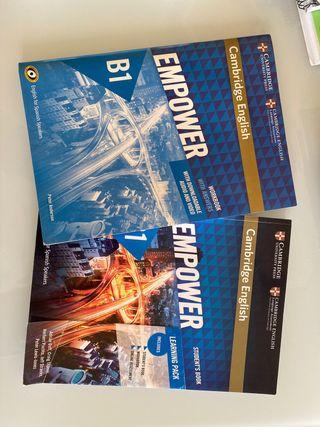 EMPOWER B1 libros de inglés de Cambridge English
