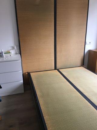 Somier Tatami japones