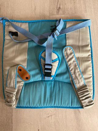 Protector cinturón seguridad embarazo