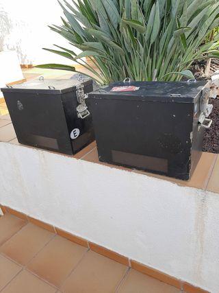 maletas laterales transalp XL 650 V