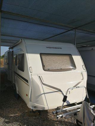 caravana weinsberg 400
