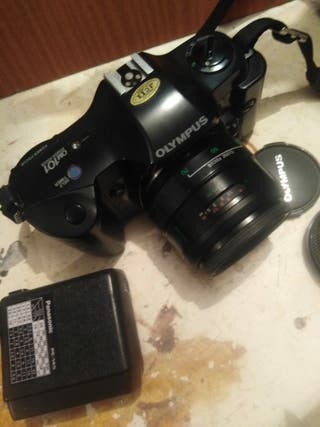 cámara olympus OM101
