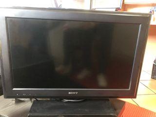 Televisión LCD Sony Bravía 26 pulgadas