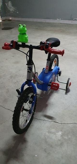 Bicicleta para niños de 3 a 5 años