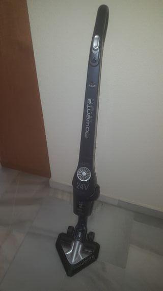 Aspiradora sin cable rowenta 24v
