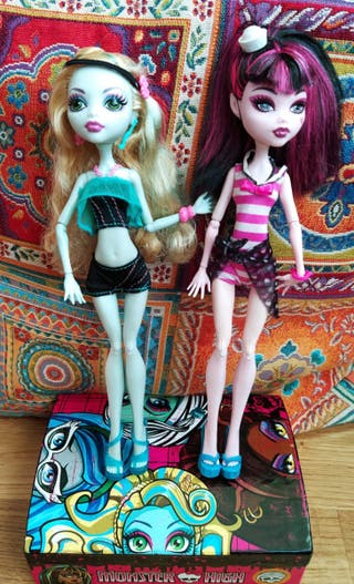 Monster High Lote