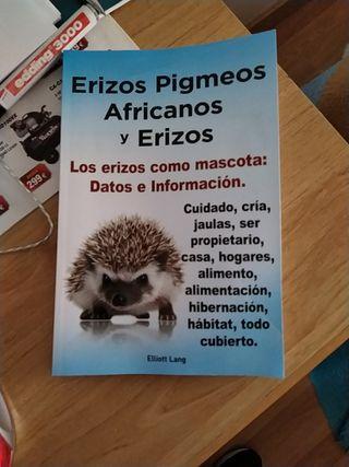 LIBRO ERIZO AFRICANO