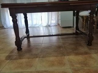 conjunto de mesas de salón.
