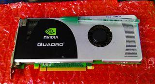 Tarjeta de Video Nvidia Quadro