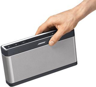 Altavoz Bose SoundLink III con Funda Retro