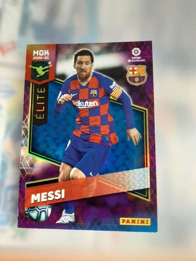Cromos Elite Messi