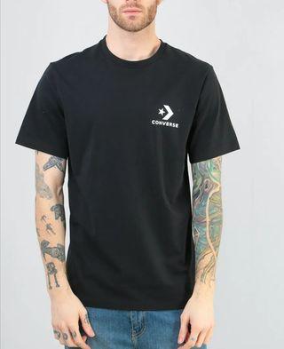 camiseta converse L y XL