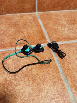 Auriculares deportivos Bluetooth Energy Sistem