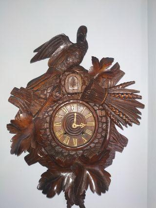 reloj de cucu selva negra