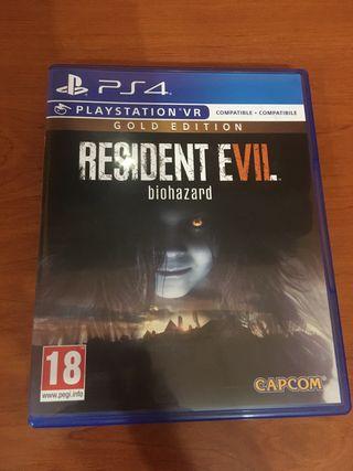 Resident Evil VII Gold Edition