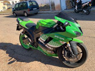 Kawasaki ninja 25kw