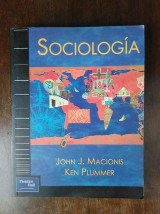 Libro Sociología, John Macionis & Ken Plummer