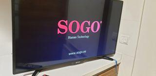 SOGO TELEVISOR LED 40 FULL HD CON DVBT HD