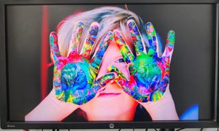 MONITOR 4K HP DreamColor Z27x Professional