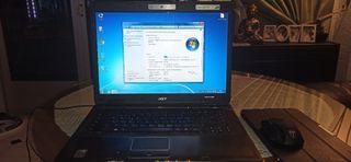 Portátil Acer Extensa 5620