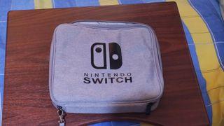 maletín de transporte Nintendo switch, funda