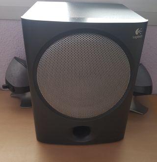 Altavoces ordenador Logitech X-220