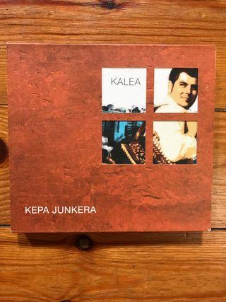 """CD Kepa Junkera """"Kalea"""""""