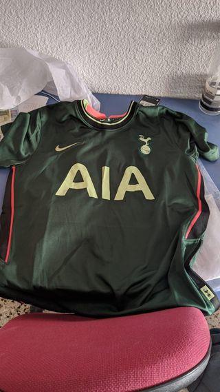 Camiseta oficial fútbol Tottenham